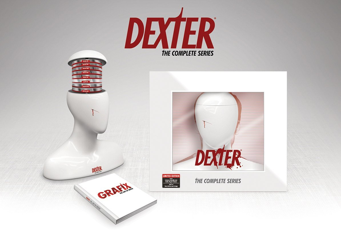 Dexter Boxset  sc 1 st  The Coolector & Dexter The Complete Series Collection | The Coolector Aboutintivar.Com
