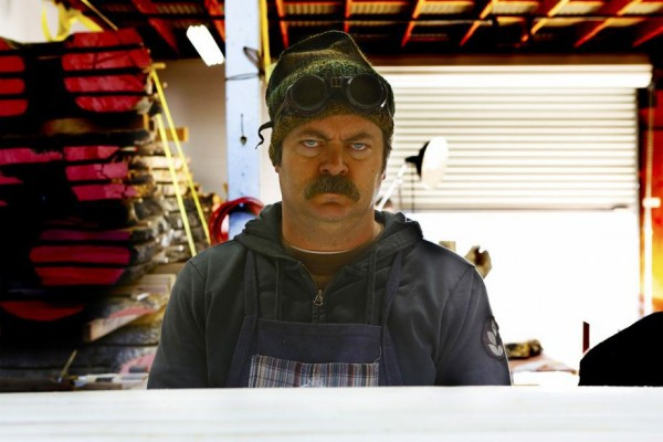 Nick Offerman Workshop