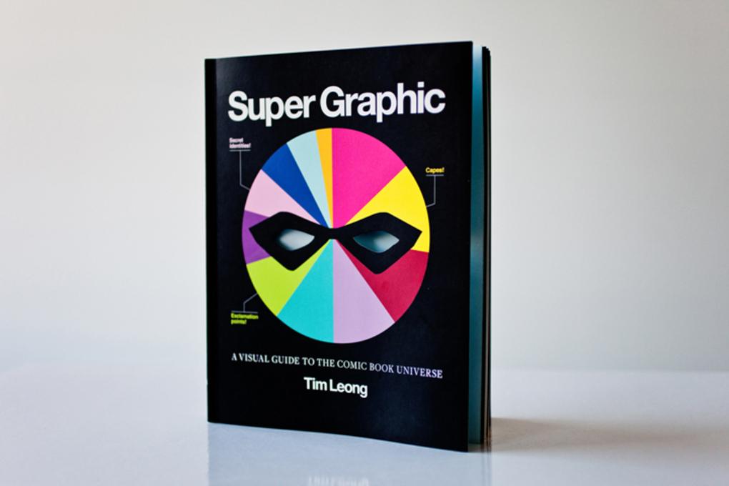 Super Graphic Book