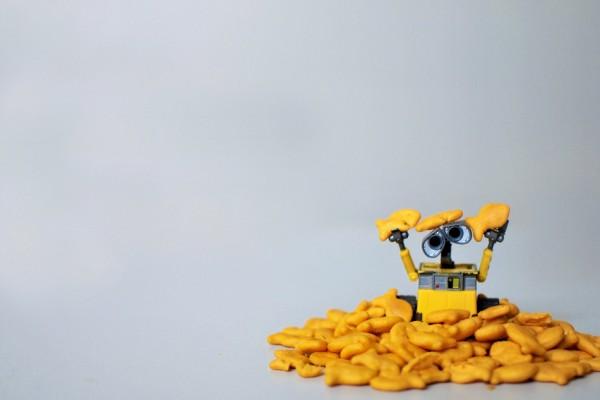 Wall-E crisps