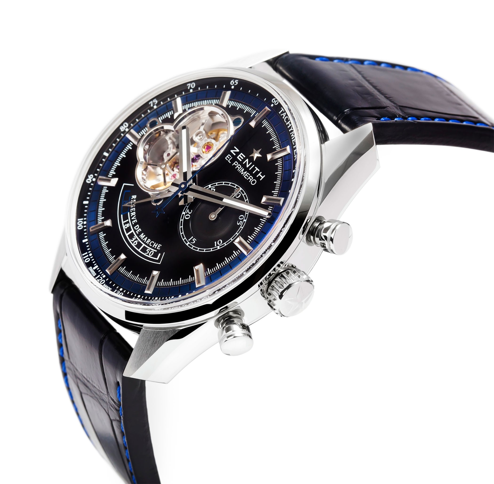 limited edition zenith el primero watch the coolector. Black Bedroom Furniture Sets. Home Design Ideas
