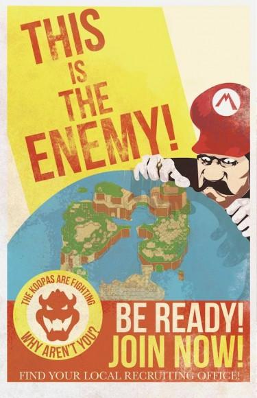 1 - Mario Enemy