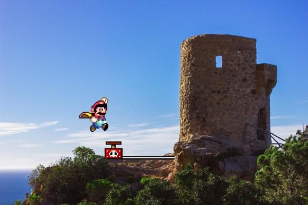 Real Bits Mario