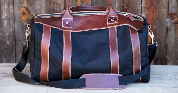 blue claw bag navy