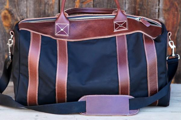 blue claw bag navy