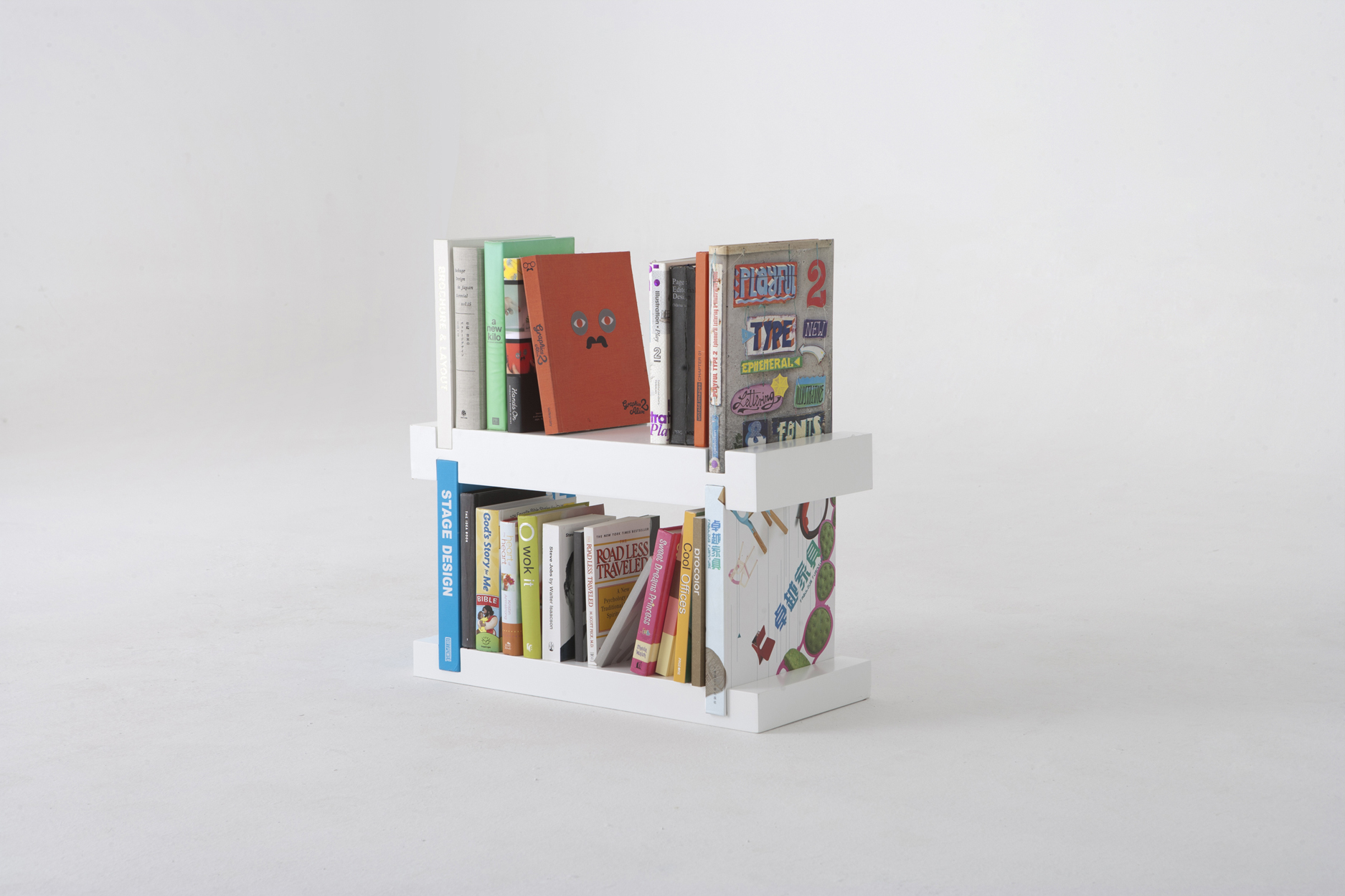 Minimal Shelf The Coolector
