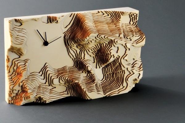 Topo Clock
