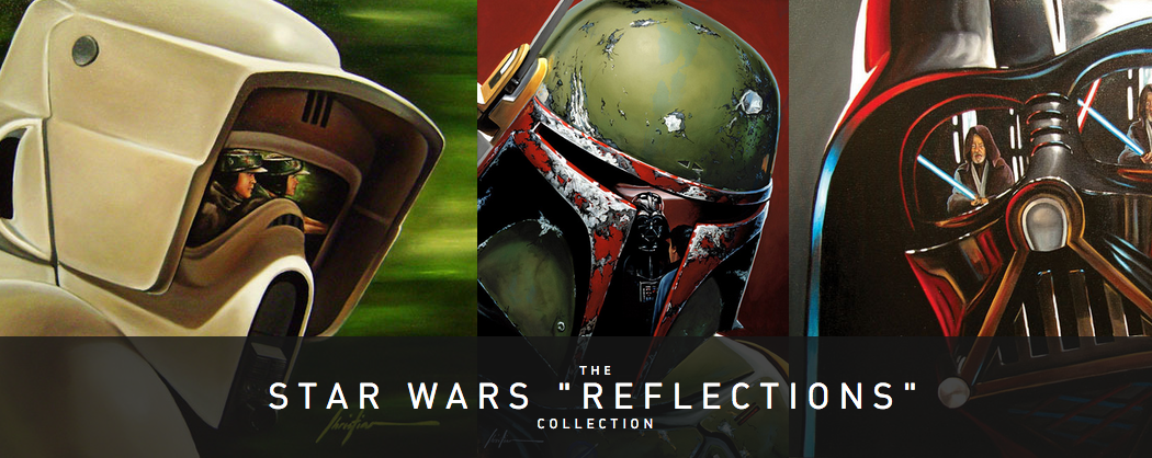 Mercedes Benz Of Buckhead >> The Star Wars Reflections Collection | The Coolector