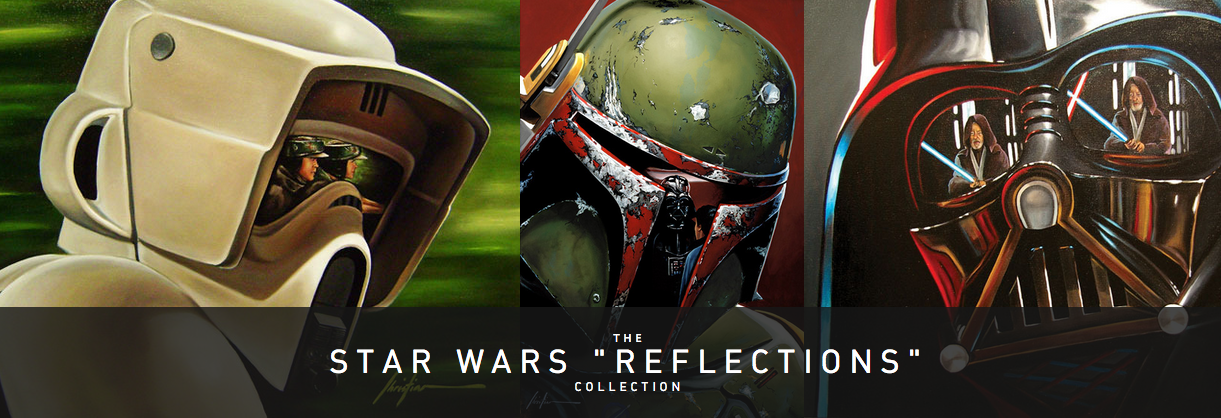 The Star Wars Reflections Collection The Coolector