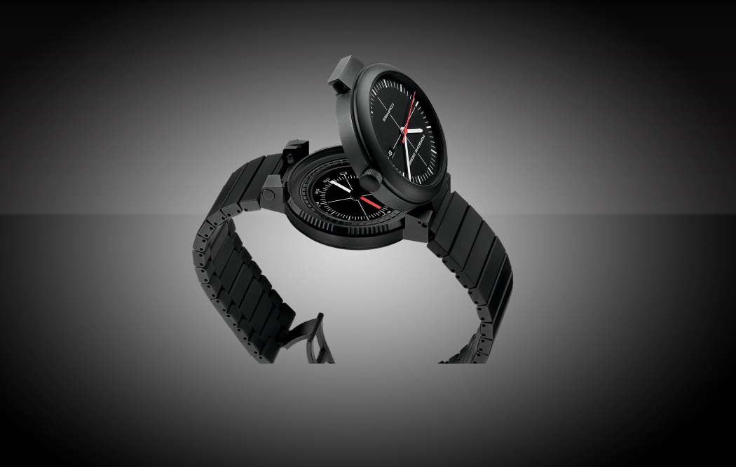 Porsche Design Compass Watch The Coolector
