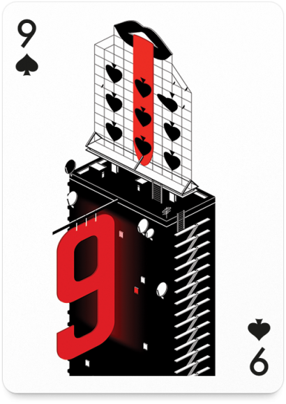 9-spades