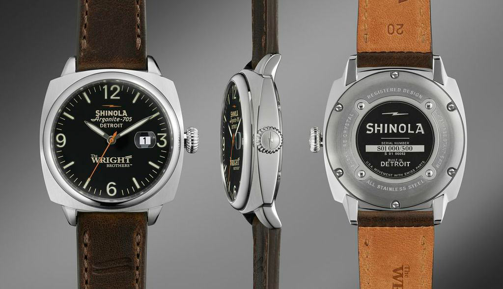 Shinola wright brothers