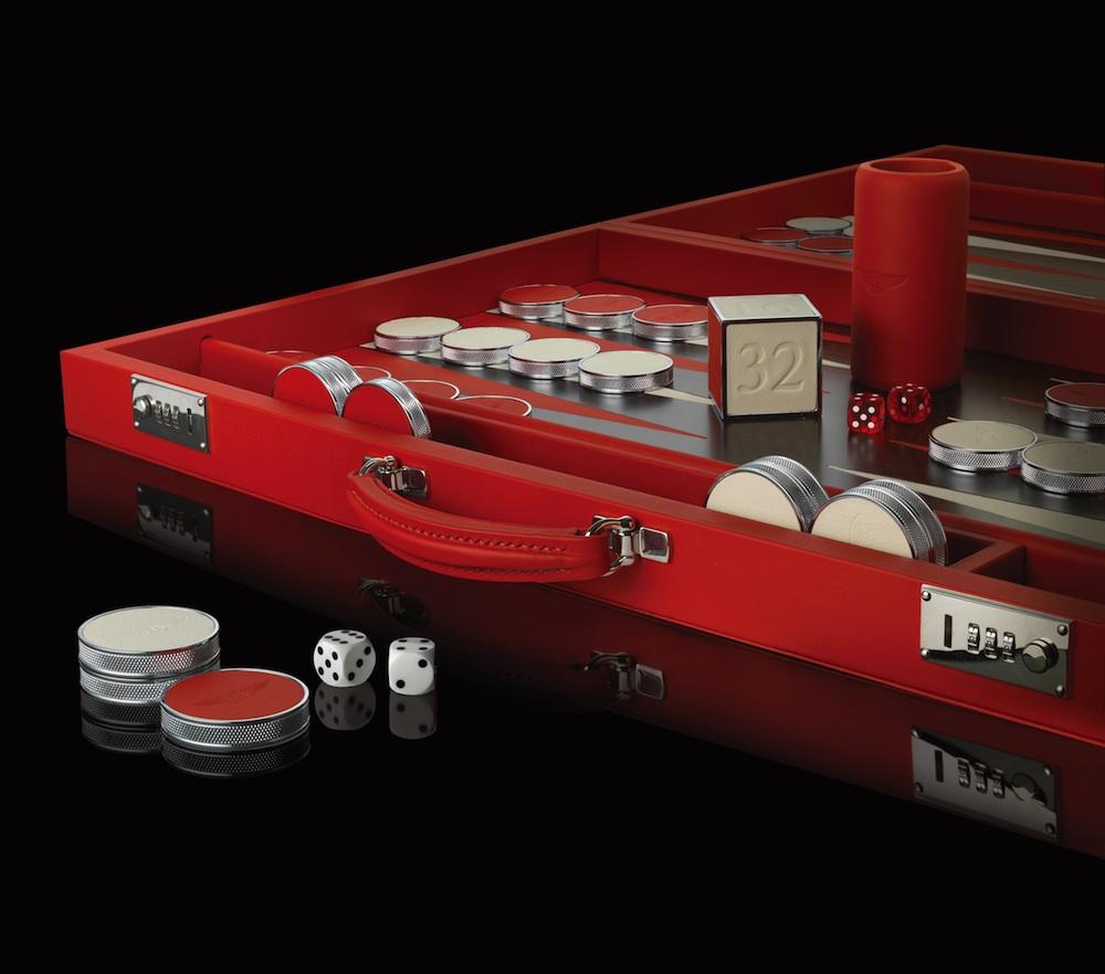 Bentley Backgammon Set