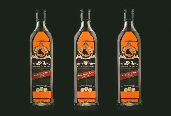 Ron Burgundy Scotch