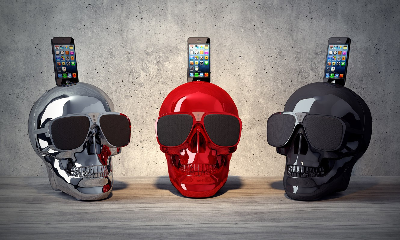 Aeroskull Hd The Coolector