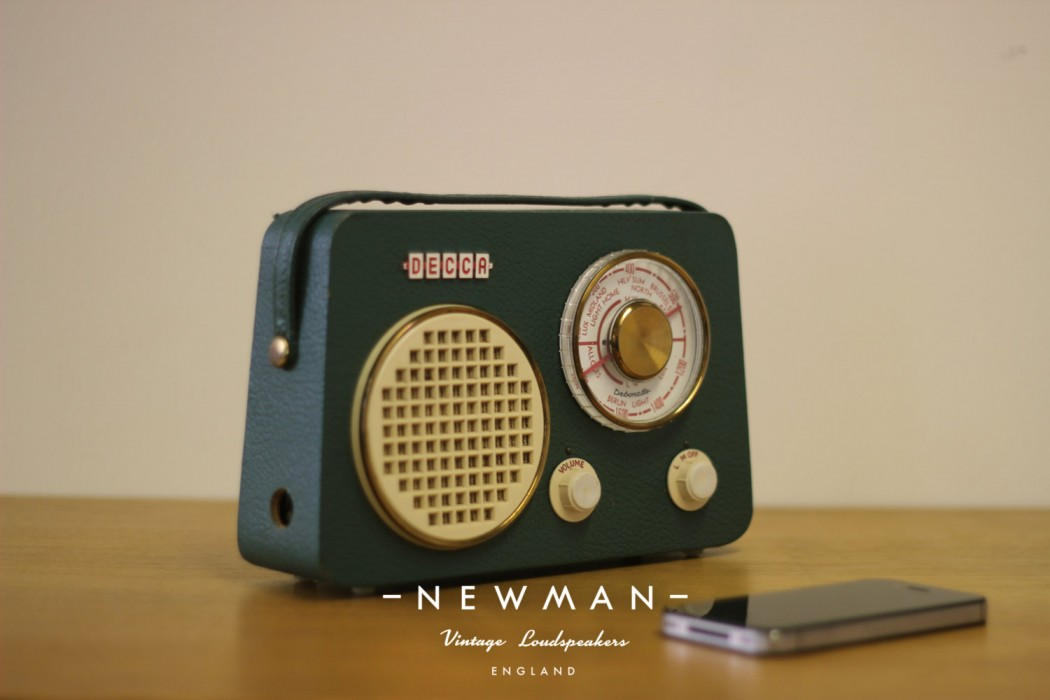 Newman Radios The Coolector