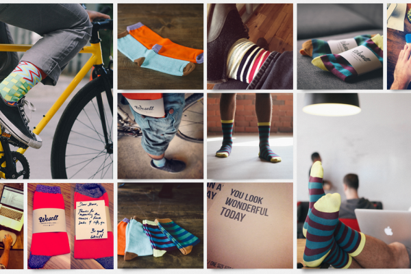 we sell socks