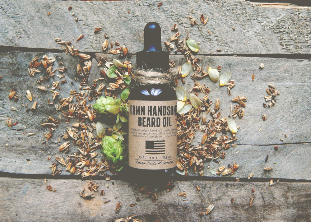 American Ale Beard Oil 1