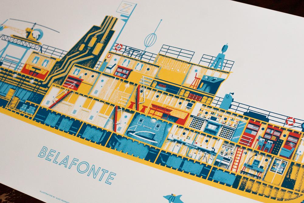 Belafonte Life Aquatic