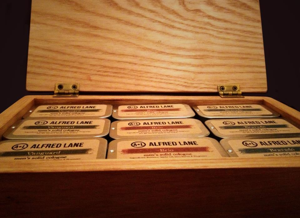 alfred lane box