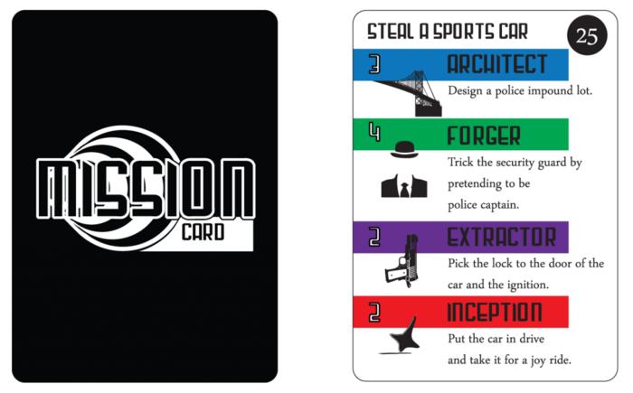 card inceptor