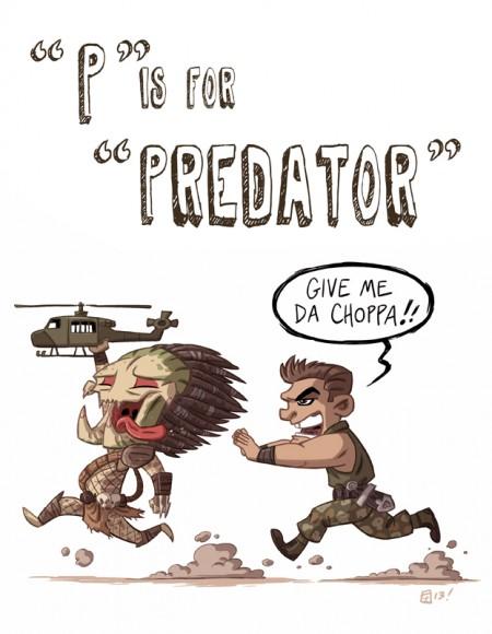 p_is_for_predator_by_otisframpton-d700kmm