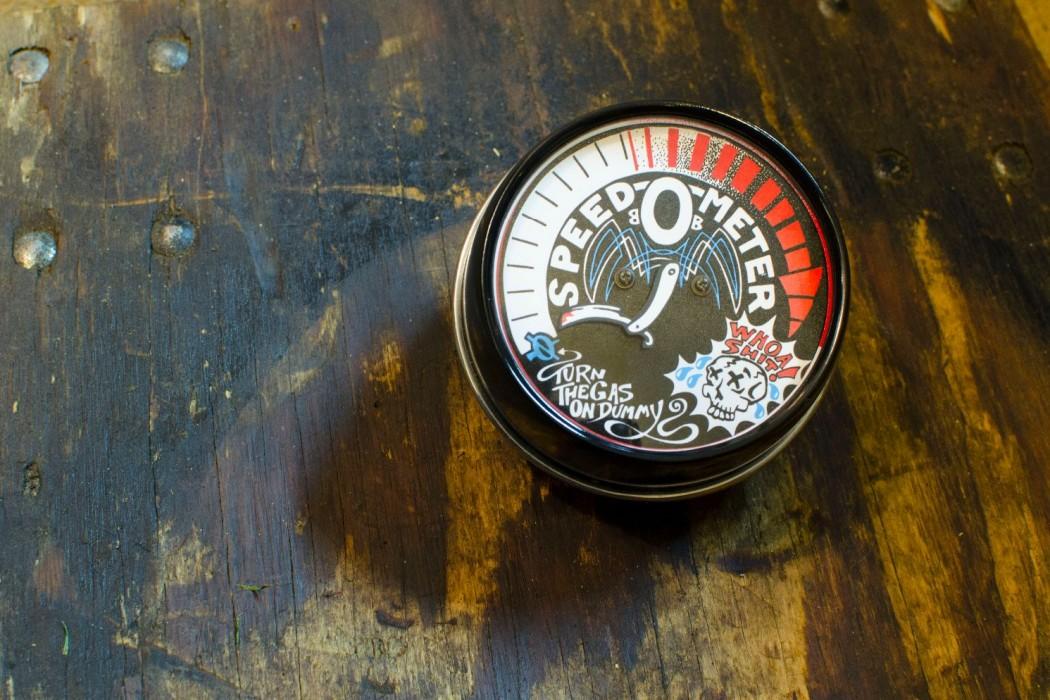 seattle speedometer