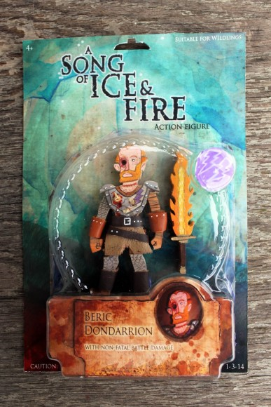 Beric Dondarrion Carded