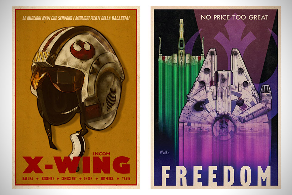 Star Wars Propaganda Posters The Coolector
