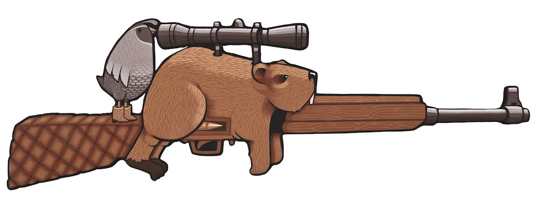 Hustler beaver hunt winner victoria
