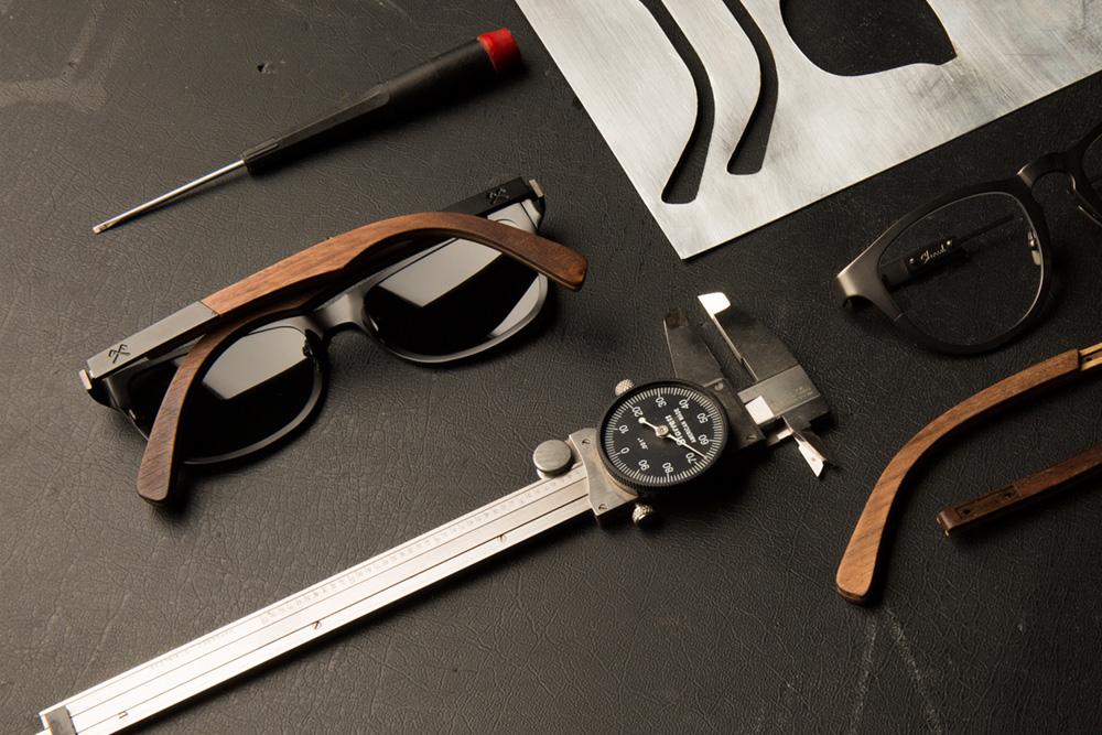 3db04f3c23d Shwood Fifty Fifty Sunglasses