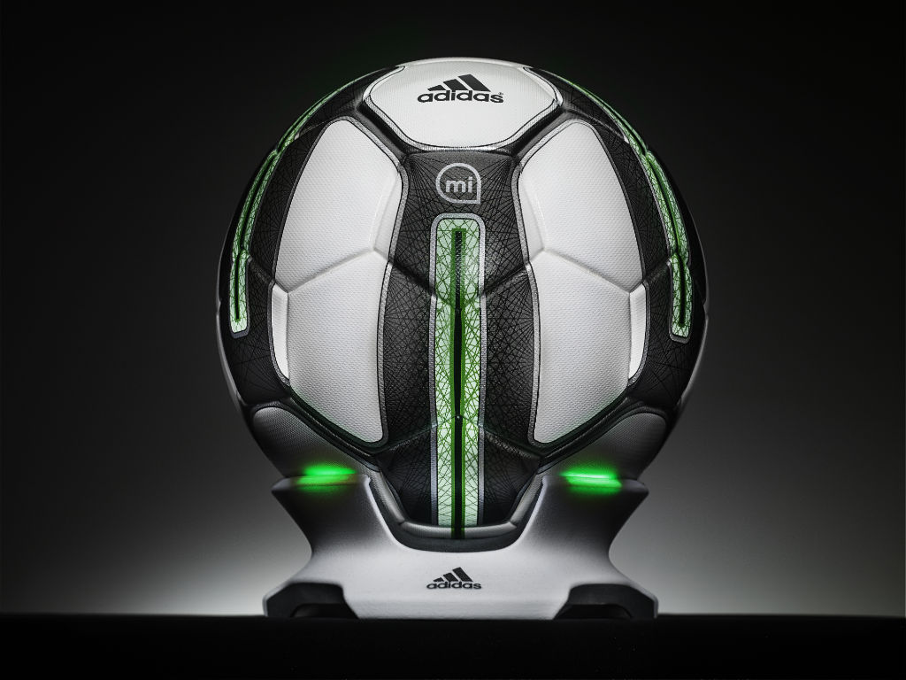 Adidas Micoach Smart Football The Coolector