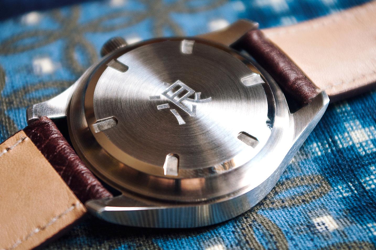 ronin watch rear