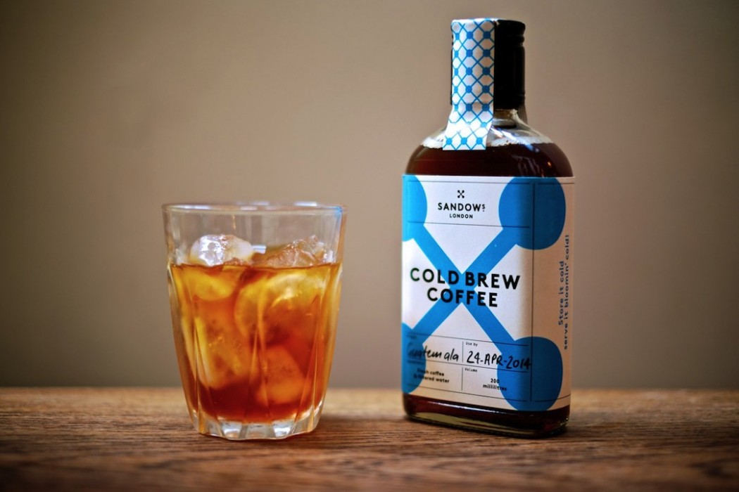 Sandows Cold Brew Coffee The Coolector