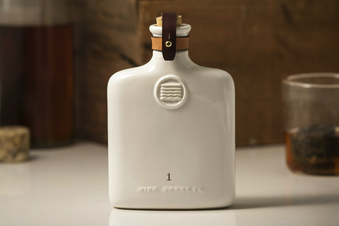 Mgco Ceramic Flask The Coolector