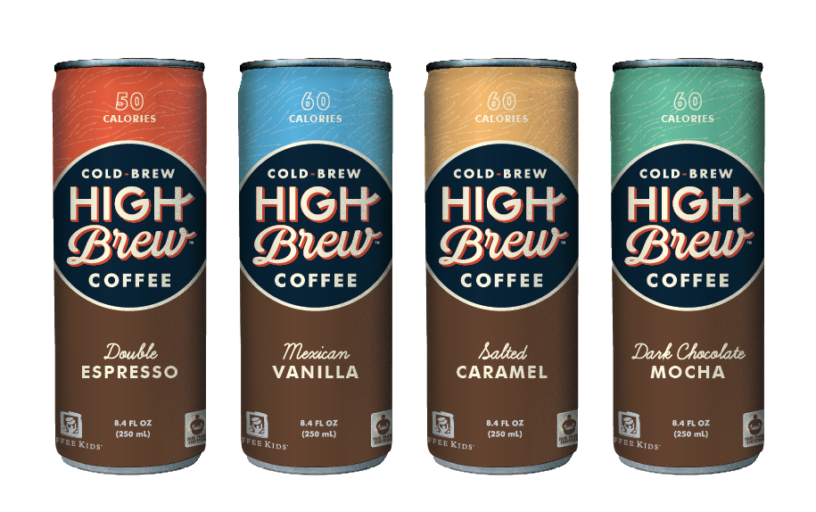 High Brew Coffee The Coolector