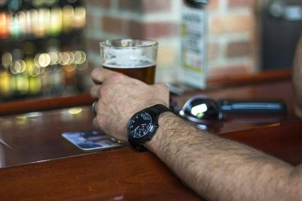 hotblack watch