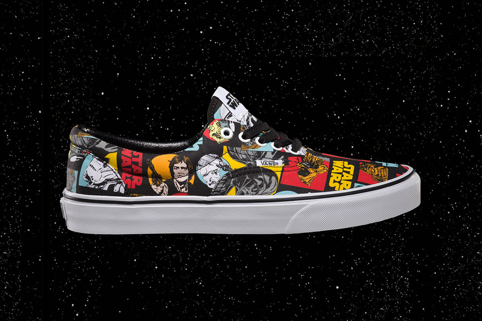 Vans x Star Wars Classics Footwear Collection | The Coolector