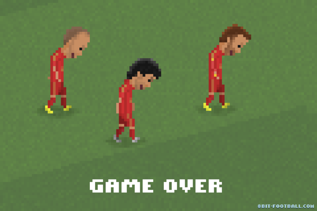 Spain make unexpected early exit.