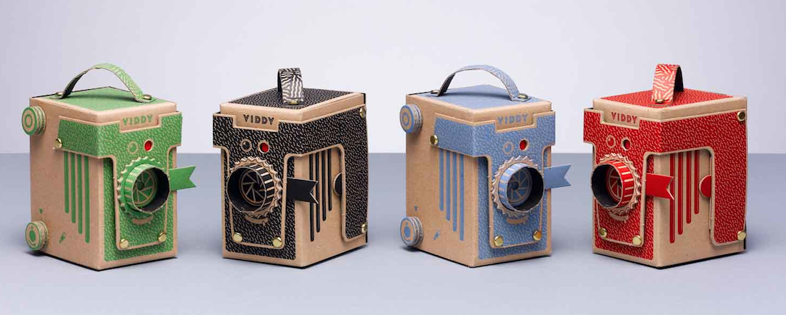 viddy diy pinhole camera  the coolector