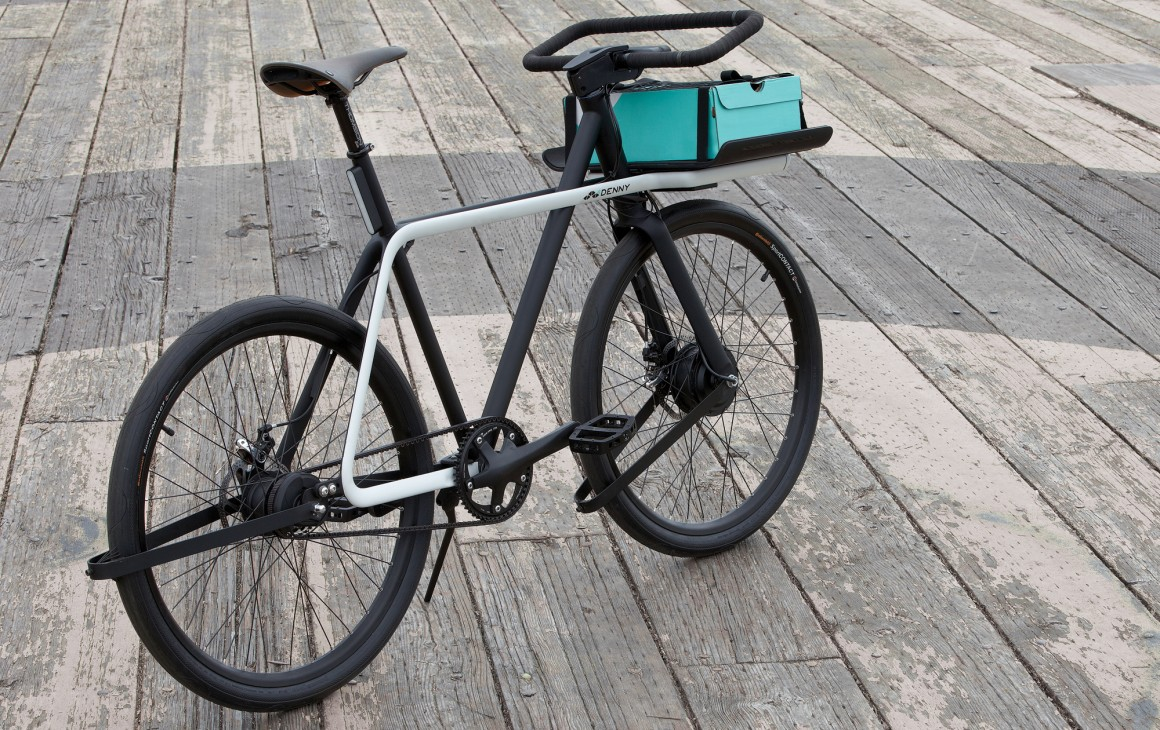 Denny-a-prototype-of-a-small-electric-bike