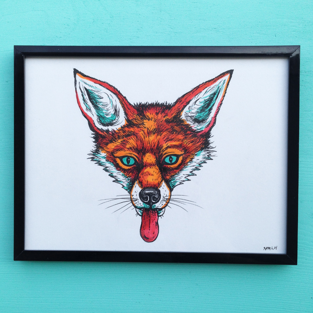 Fox-Tongue