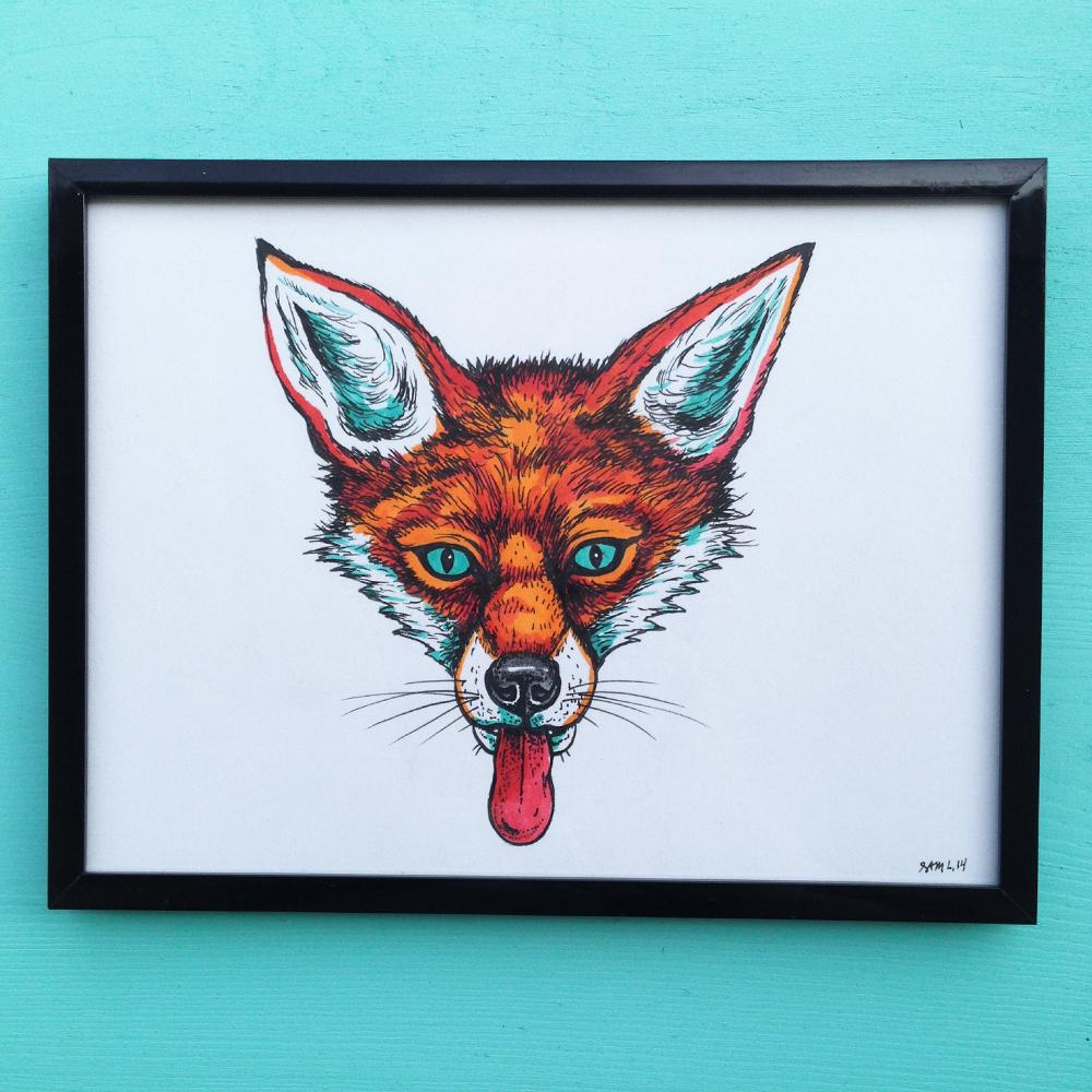 Fox-Tongue