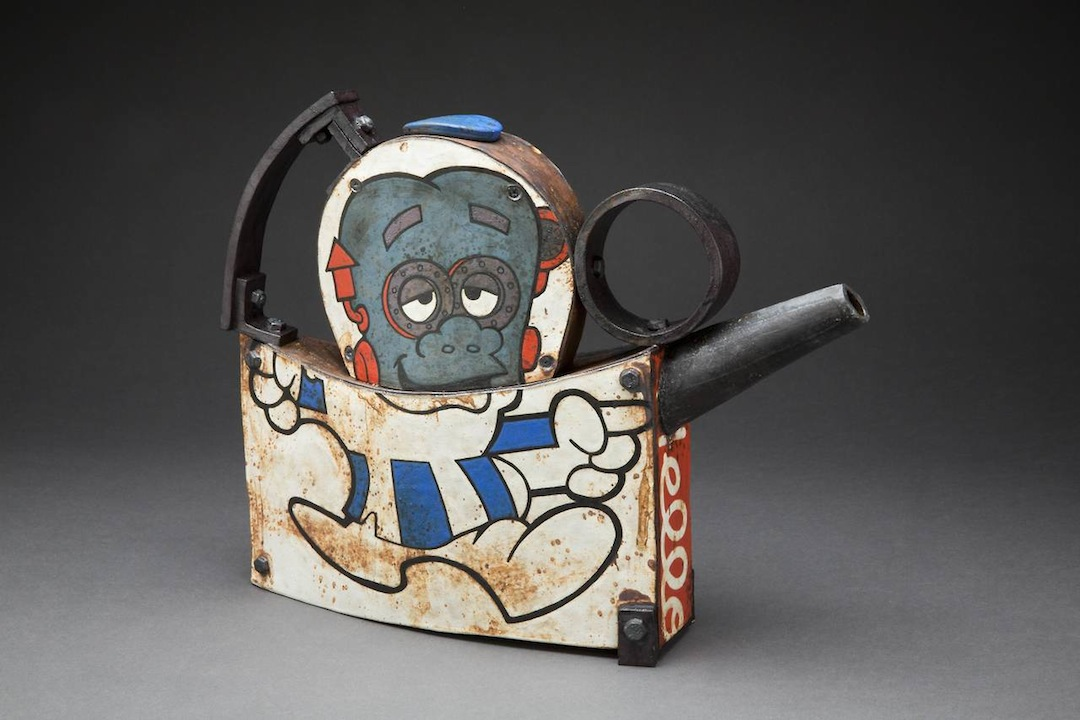 Steve Hansen Ceramics The Coolector