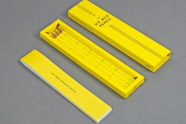 6 Mile Pencil