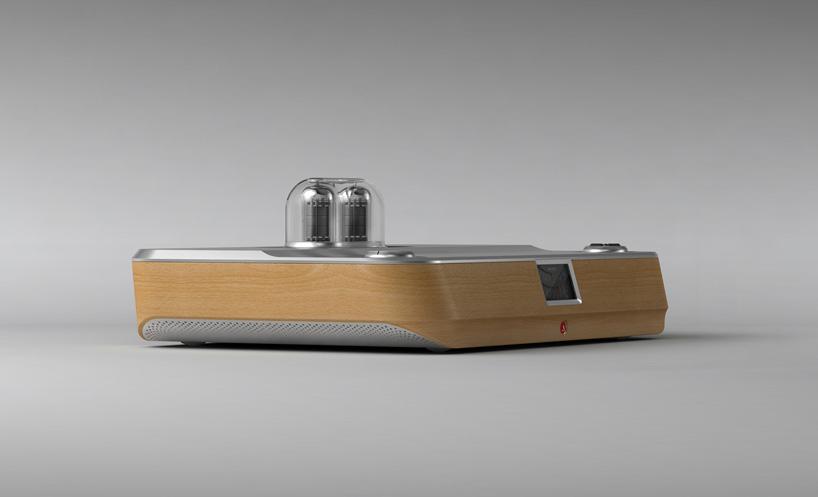 Harman Kardon Car Audio: Lampion High-End Tube Amplifier + Sound Dock
