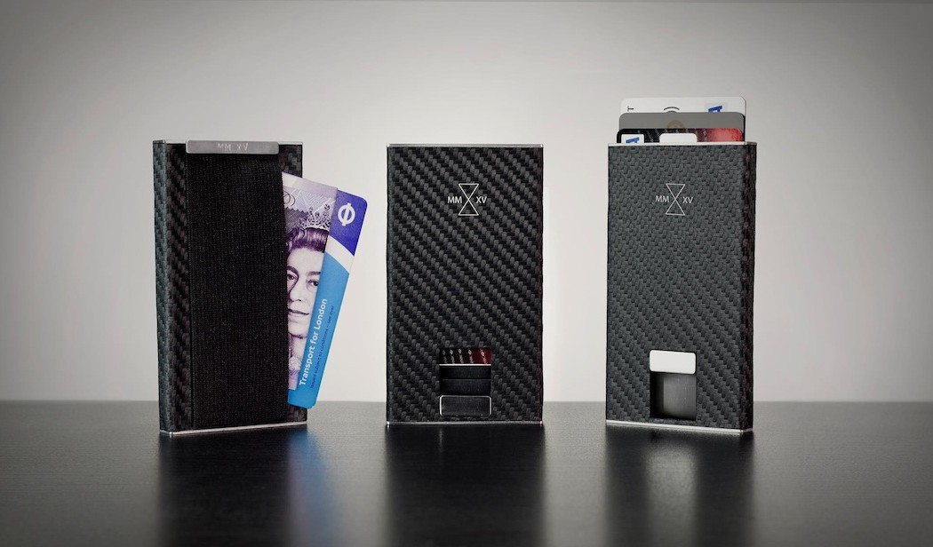 Legacy Carbon Fibre Leather Wallet The Coolector