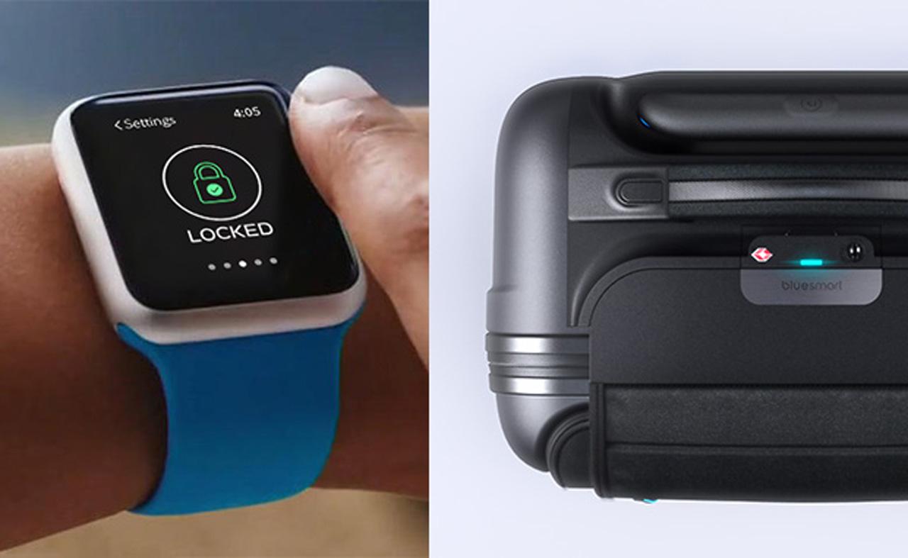 Plus qu'une valise: nouvelles technologies au service de voyageurs