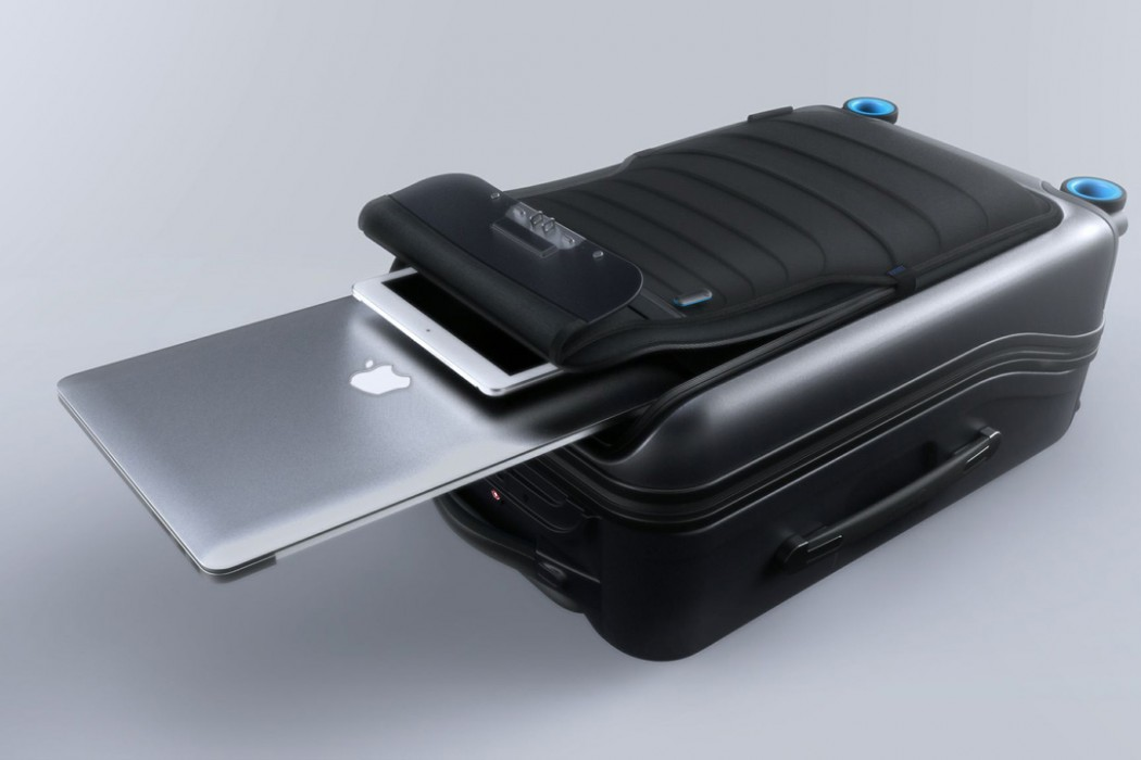 Bluesmart Connected Carry On