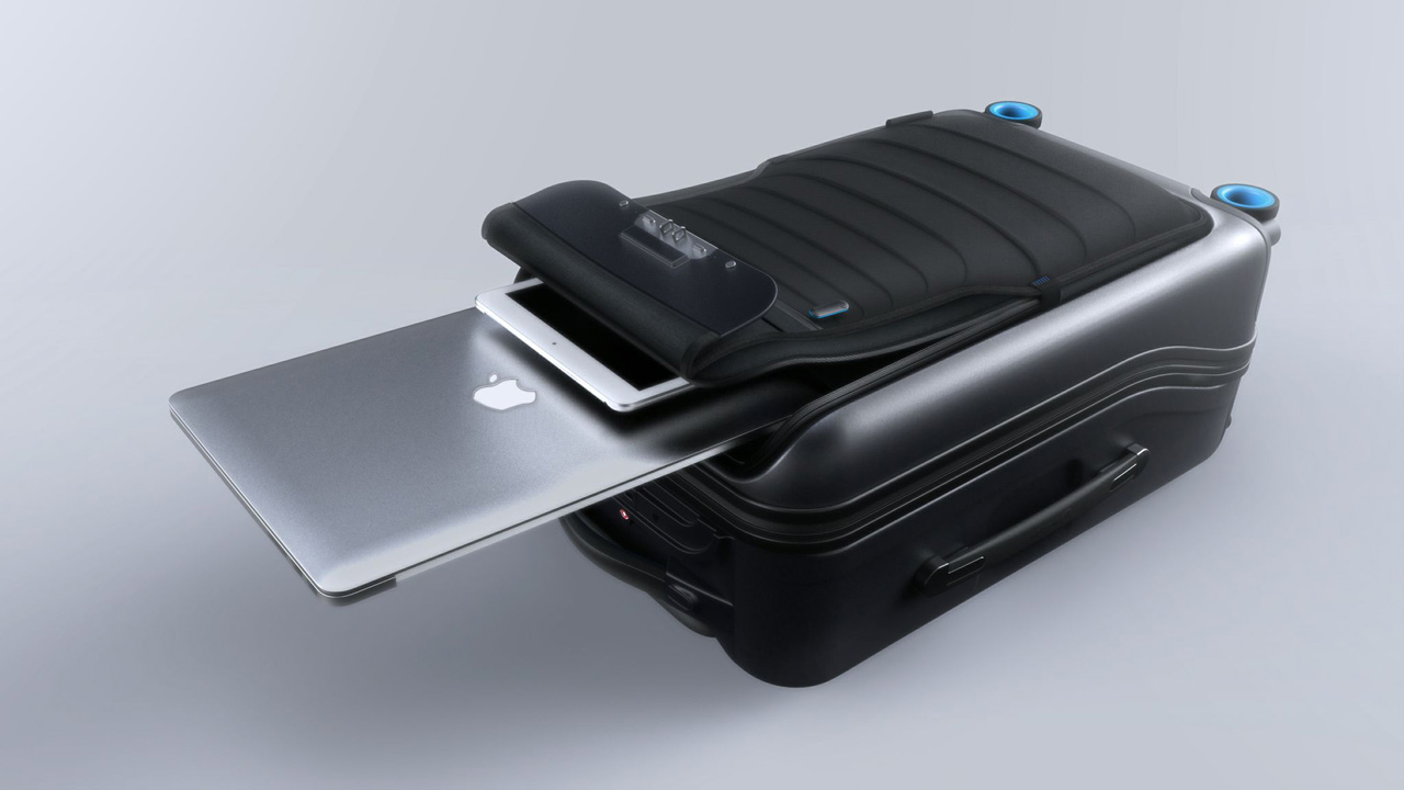 Bluesmart Connected Carry On The Coolector